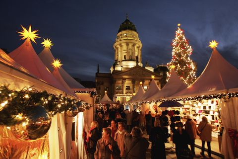 Kerstfans Deze Kerstmarkt Wil Je Bezoeken Luik Uitgeroepen Tot