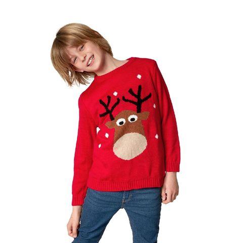 kersttrui voor kinderen