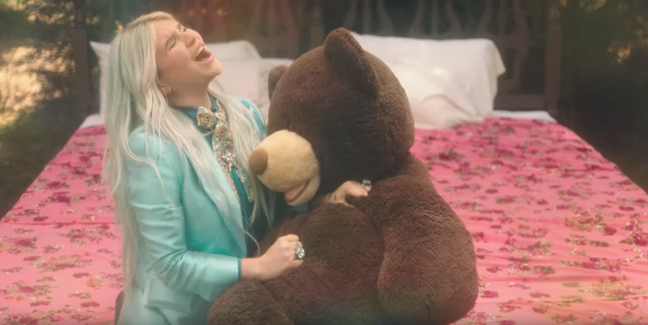 Kesha's New Single Is Her Most Cathartic Song Yet