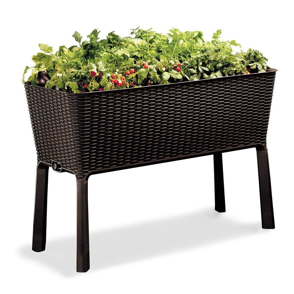Keter Easy-Grow Raised Garden Bed