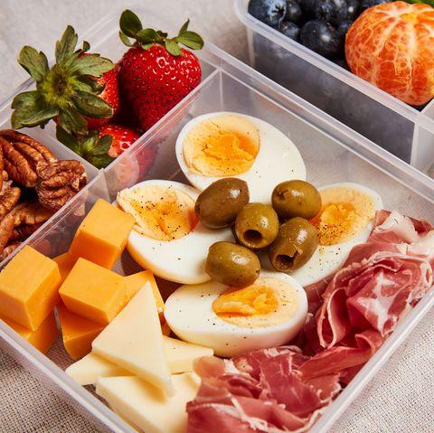 Dish, Food, Cuisine, Meal, Fruit salad, Ingredient, Brunch, Breakfast, Produce, Vegetarian food,