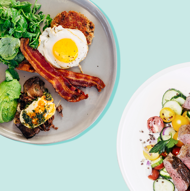 what you can and can't eat on a keto diet