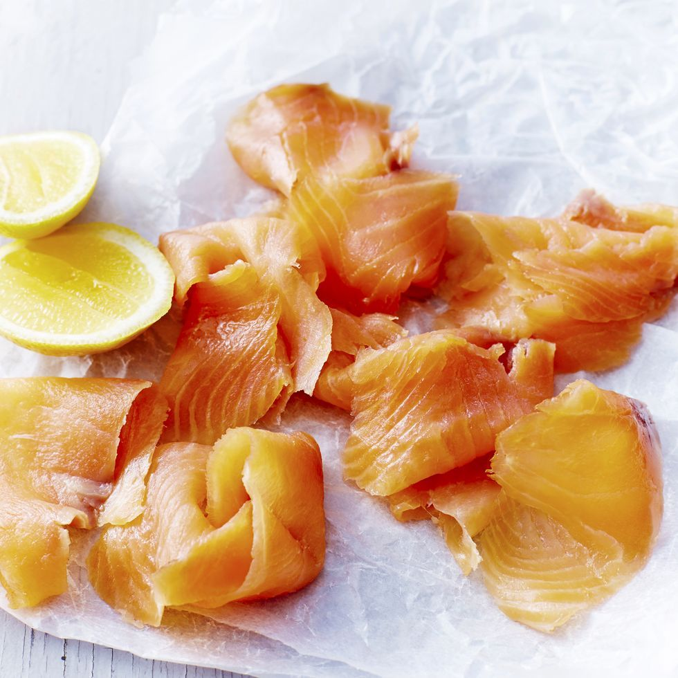 Keto Smoked Salmon Fat Bombs