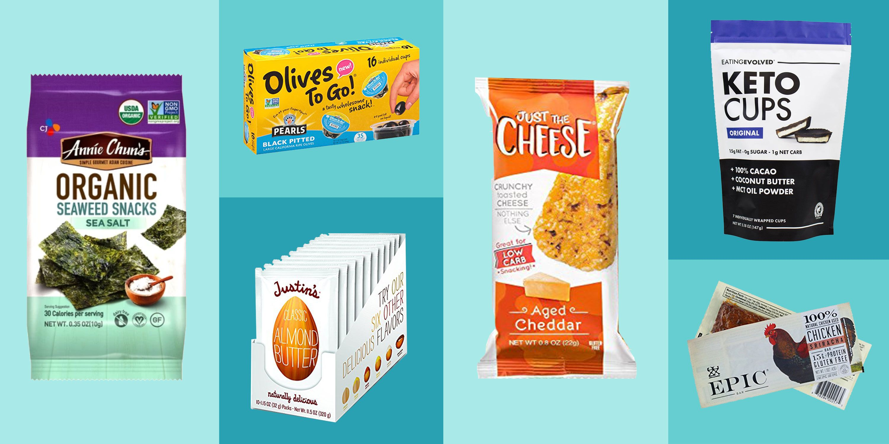 The 10 Best Store Bought Keto Snacks Money Can Buy