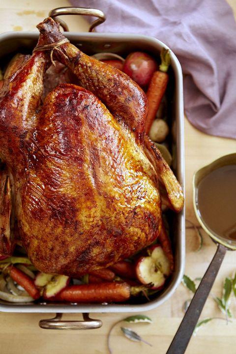 keto thanksgiving  roast turkey