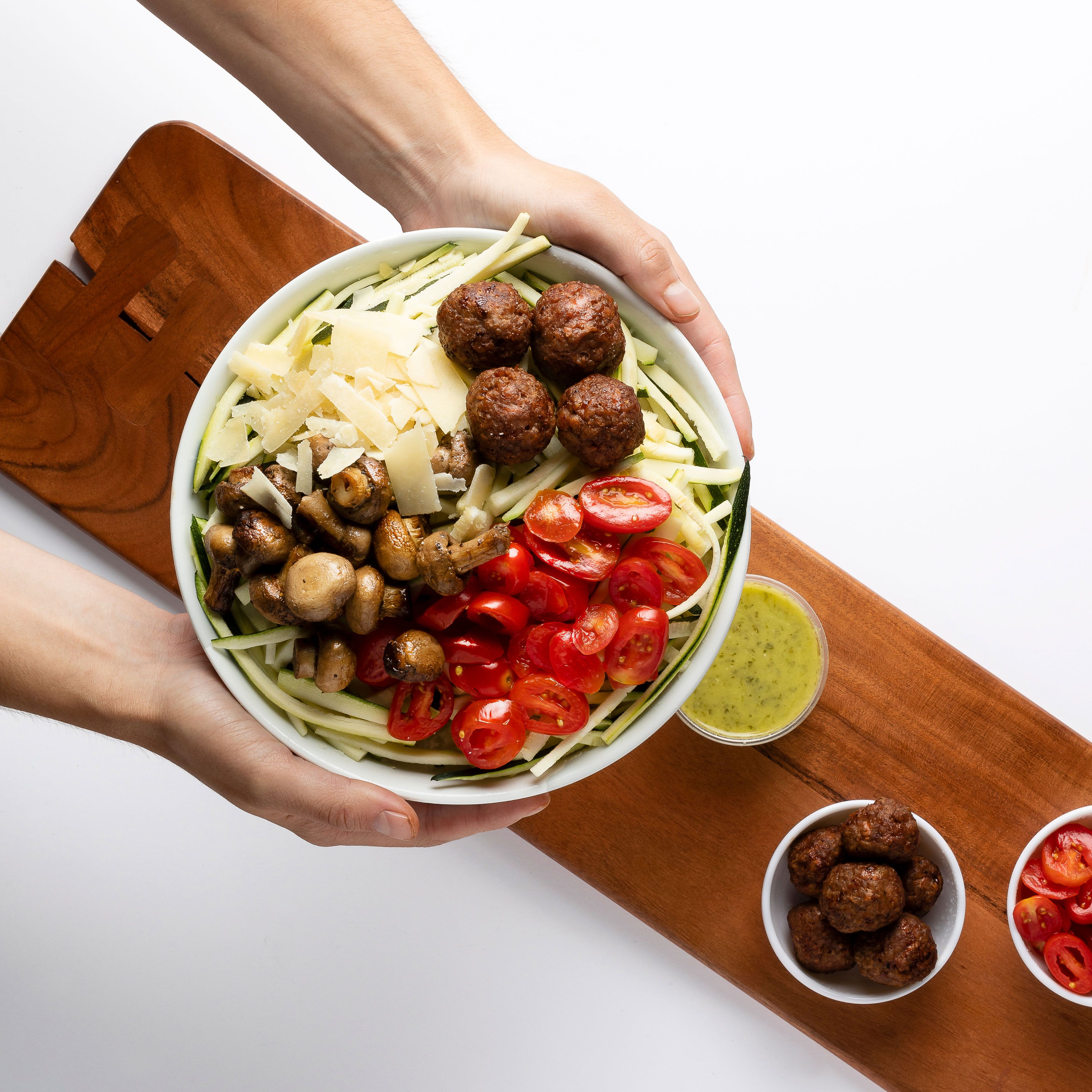 Just Salad Is Officially Swapping All Beef On Its Menu For Beyond Meat