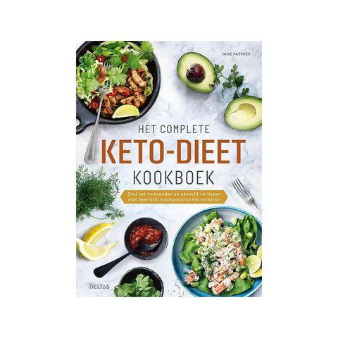 kookboek keto koken boek recepten koolhydraatarm