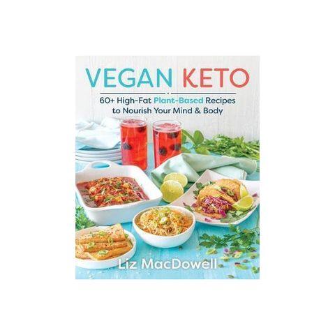 vegan keto kookboek veganistisch koken recepten plant based dieet