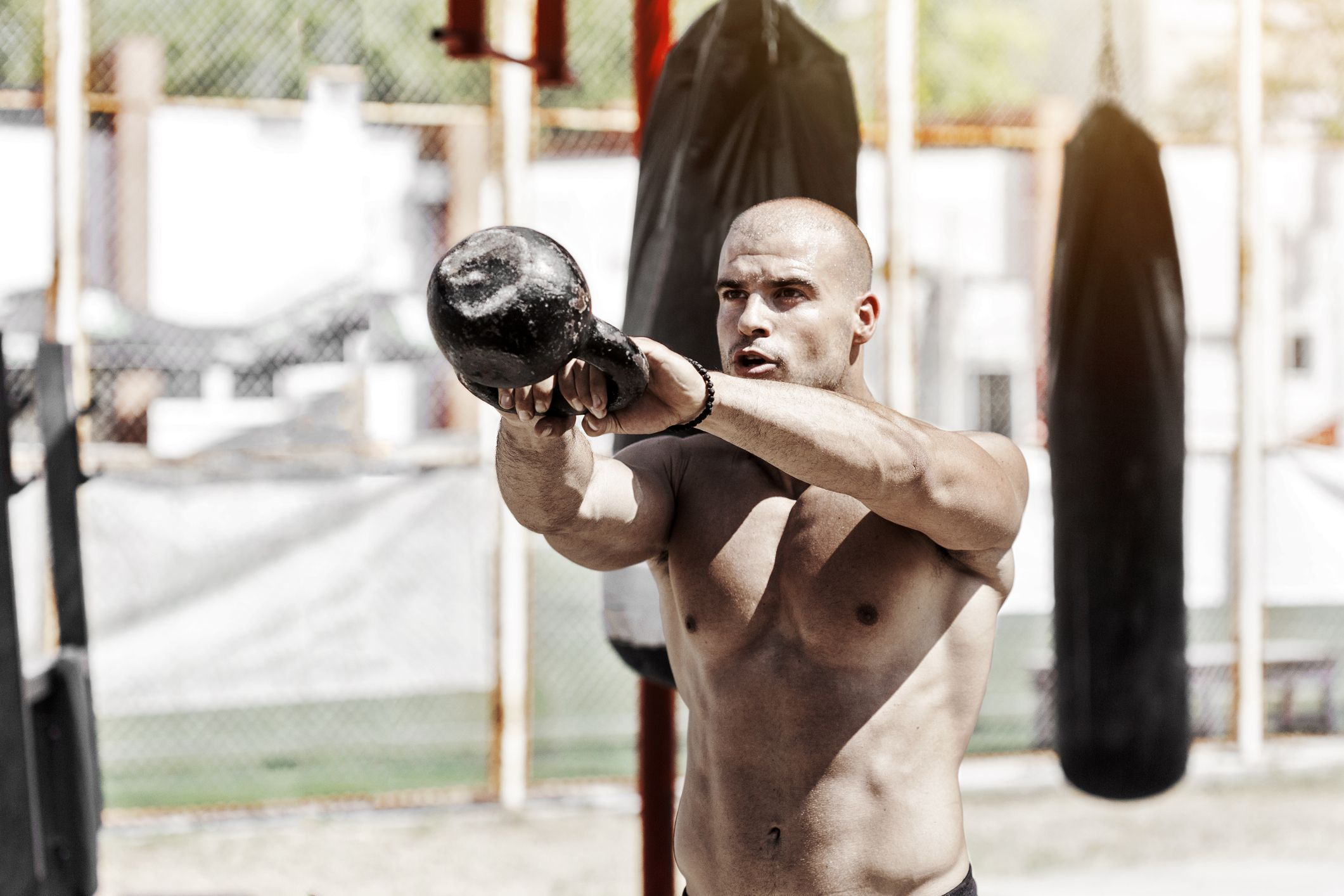 Three Ways to Perfect Your Kettlebell Swing