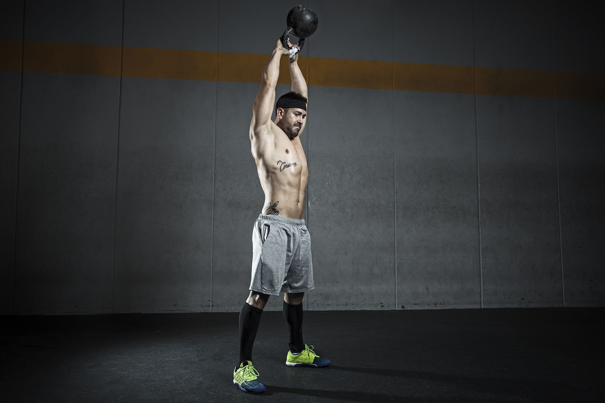 This 15-minute Kettlebell Workout Will Help You Shred Fat Fast