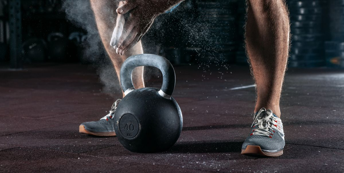 This Kettlebell HIIT Workout Will Blast Your Lower Body ...
