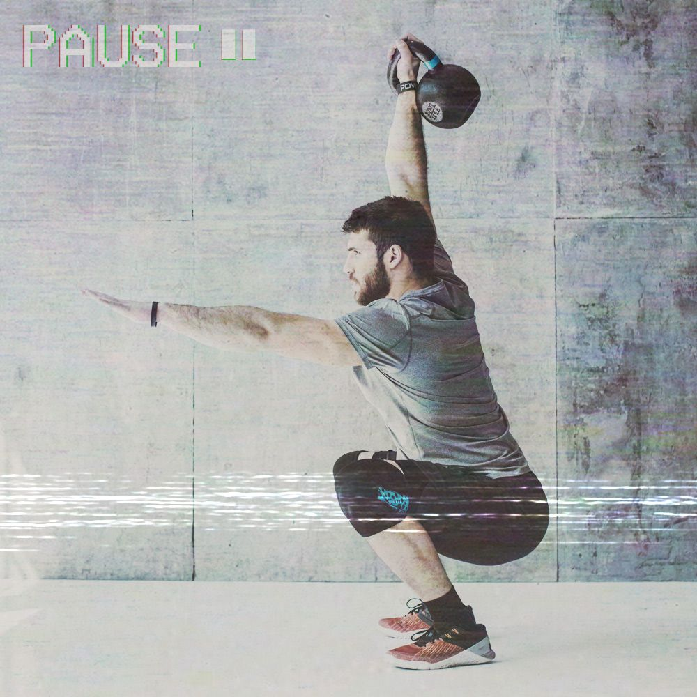 This Home Kettlebell Workout Proves Less Kit Can Mean More Muscle