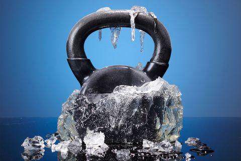maximise cold weather training