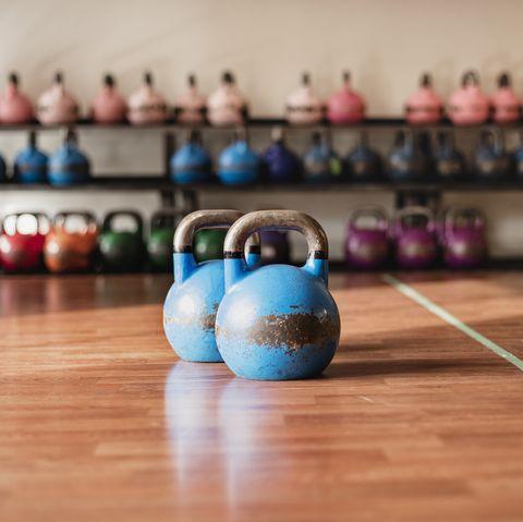 strength training to lose weight - women's health uk