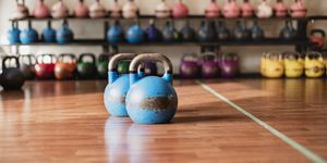 strength training to lose weight - women's health uk
