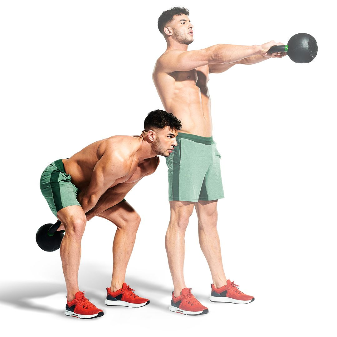 Become the Strongest, Leanest Version of Yourself with These 4 Full-body Workouts
