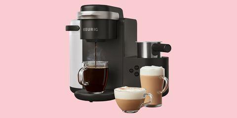 Espresso machine, Small appliance, Home appliance, Coffeemaker, Drip coffee maker, Kitchen appliance, Drink, Cup, Vacuum coffee maker, Coffee grinder,