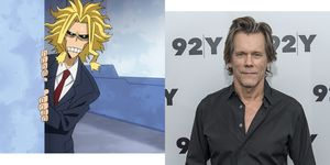 Kevin Bacon My Hero Academia
