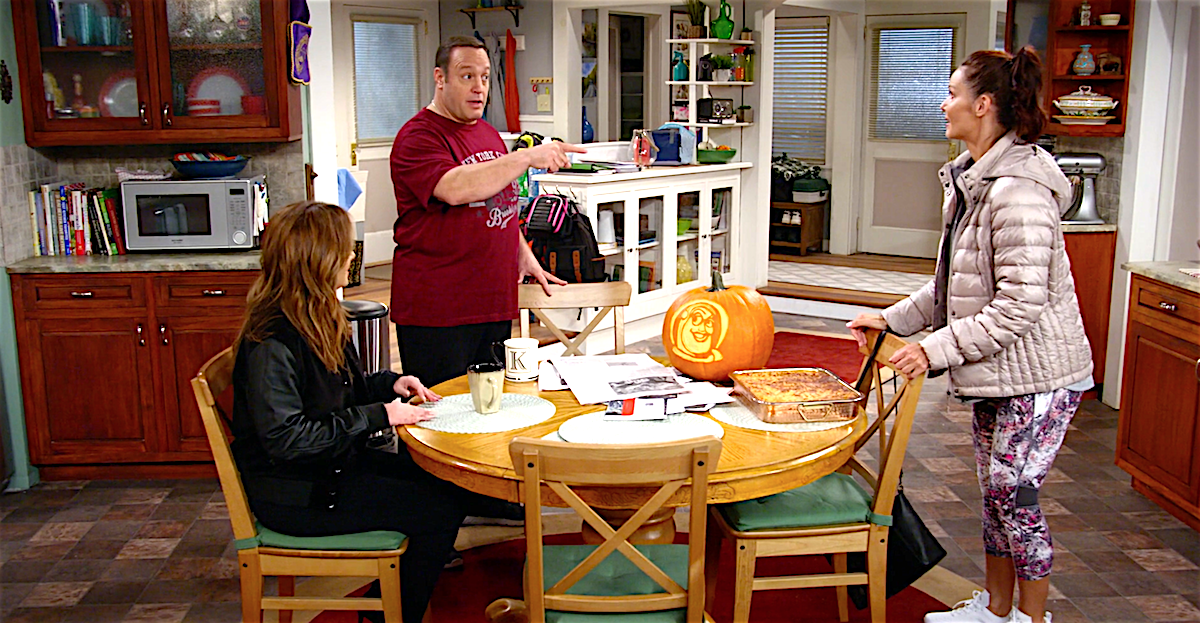 The Key to Kevin Can Wait Might Be in This Christmas Flashback