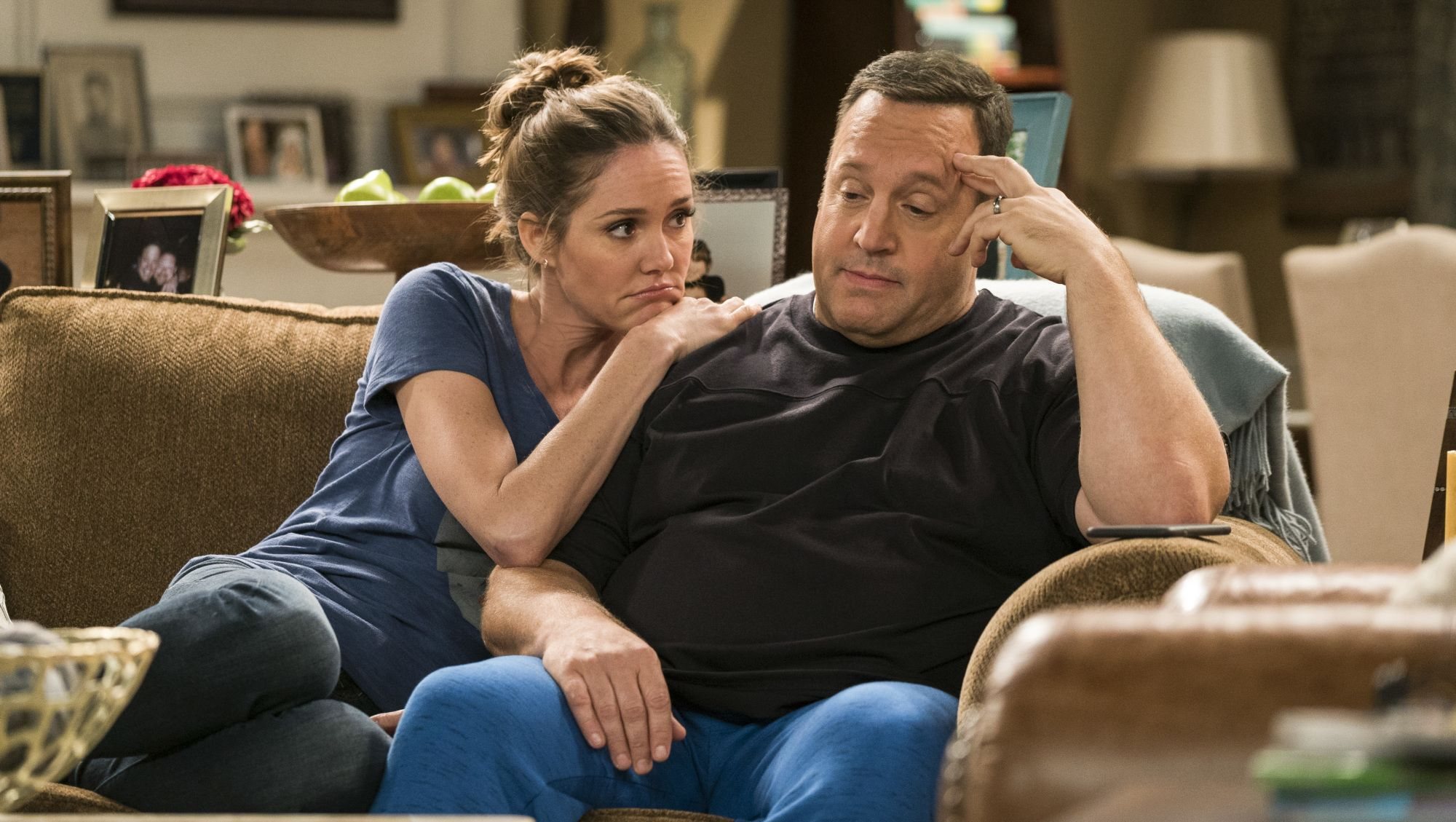 CBS Confesses: Killing Donna on Kevin Can Wait Was a Bad Idea