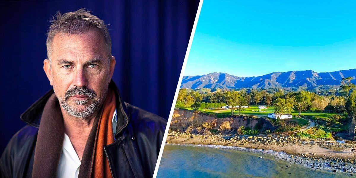 Kevin Costner S Home Is For Sale Carpinteria Ca