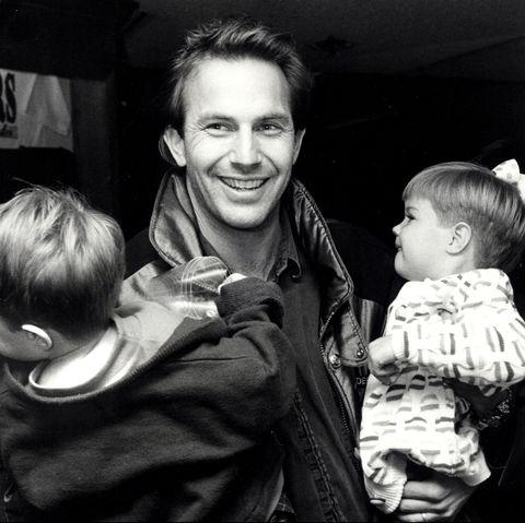 Kevin Costner Kids