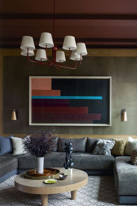 Leather Sectional Nyc