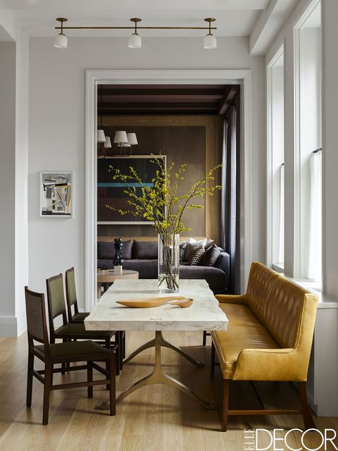 Inside A Mid-Century Modern Loft In Tribeca by Kevin ...