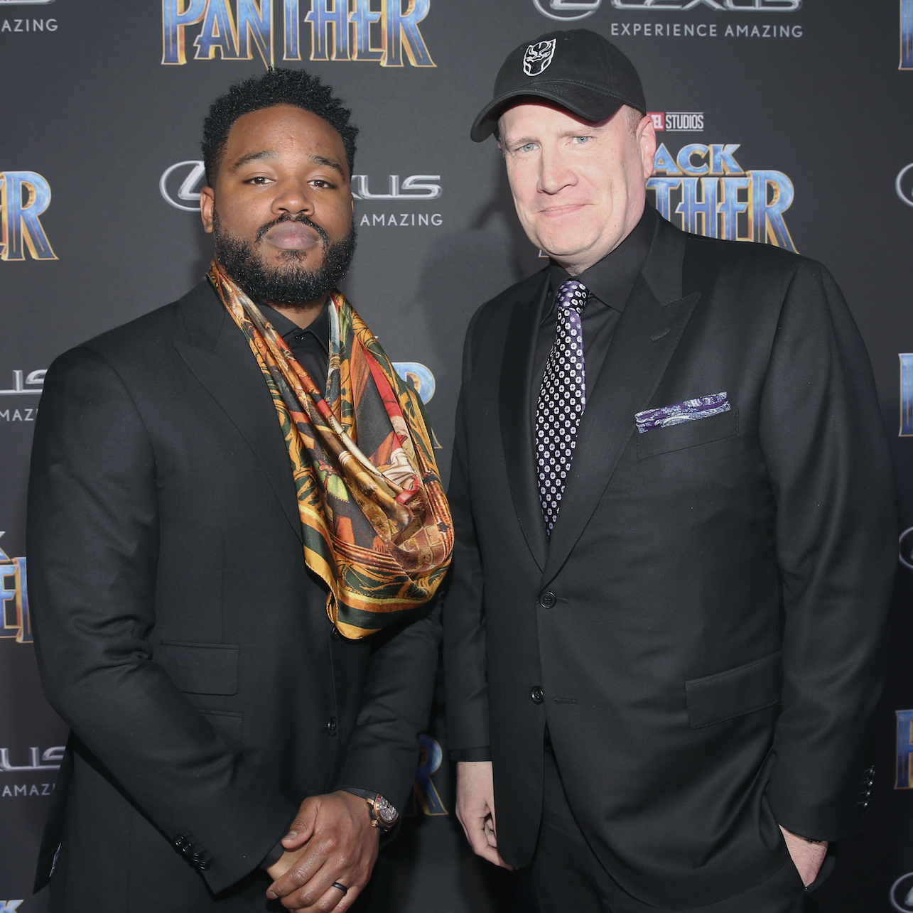 Marvel's Kevin Feige wants Black Panther director Ryan Coogler to give speech if the film wins at the Oscars
