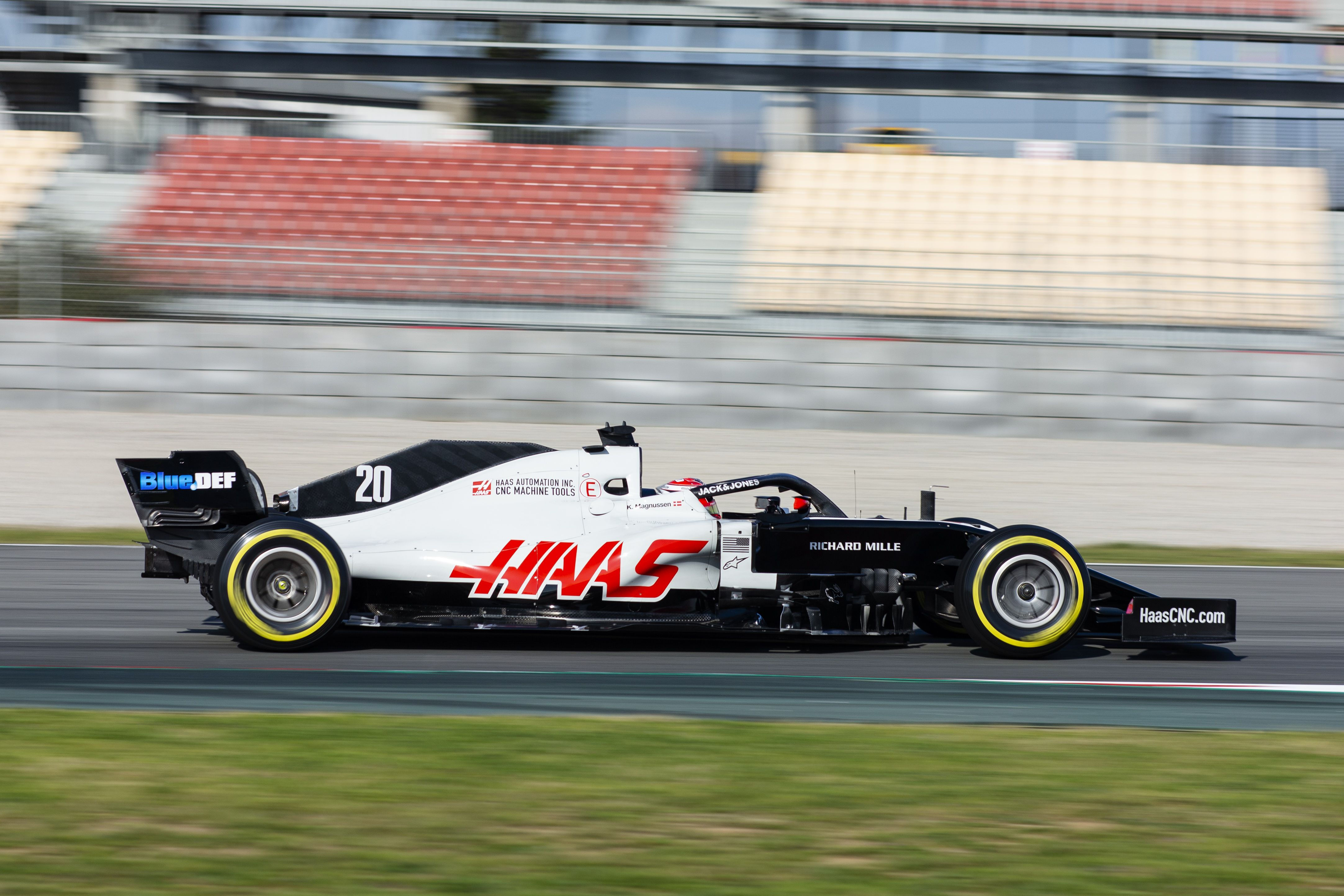 Haas F1 Team Penalized For Coaching Drivers In Hungary