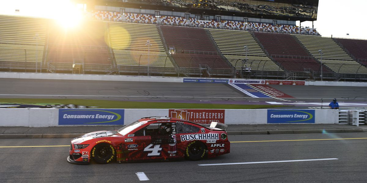 The Reason NASCAR is Running Races at Tracks Where Fans Aren't Allowed