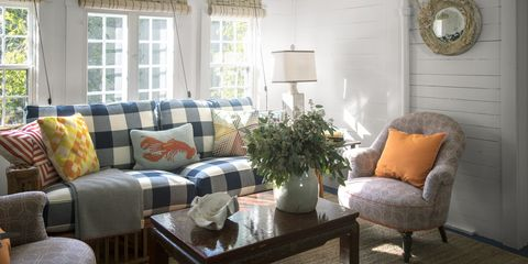 Kevin Isbell living room