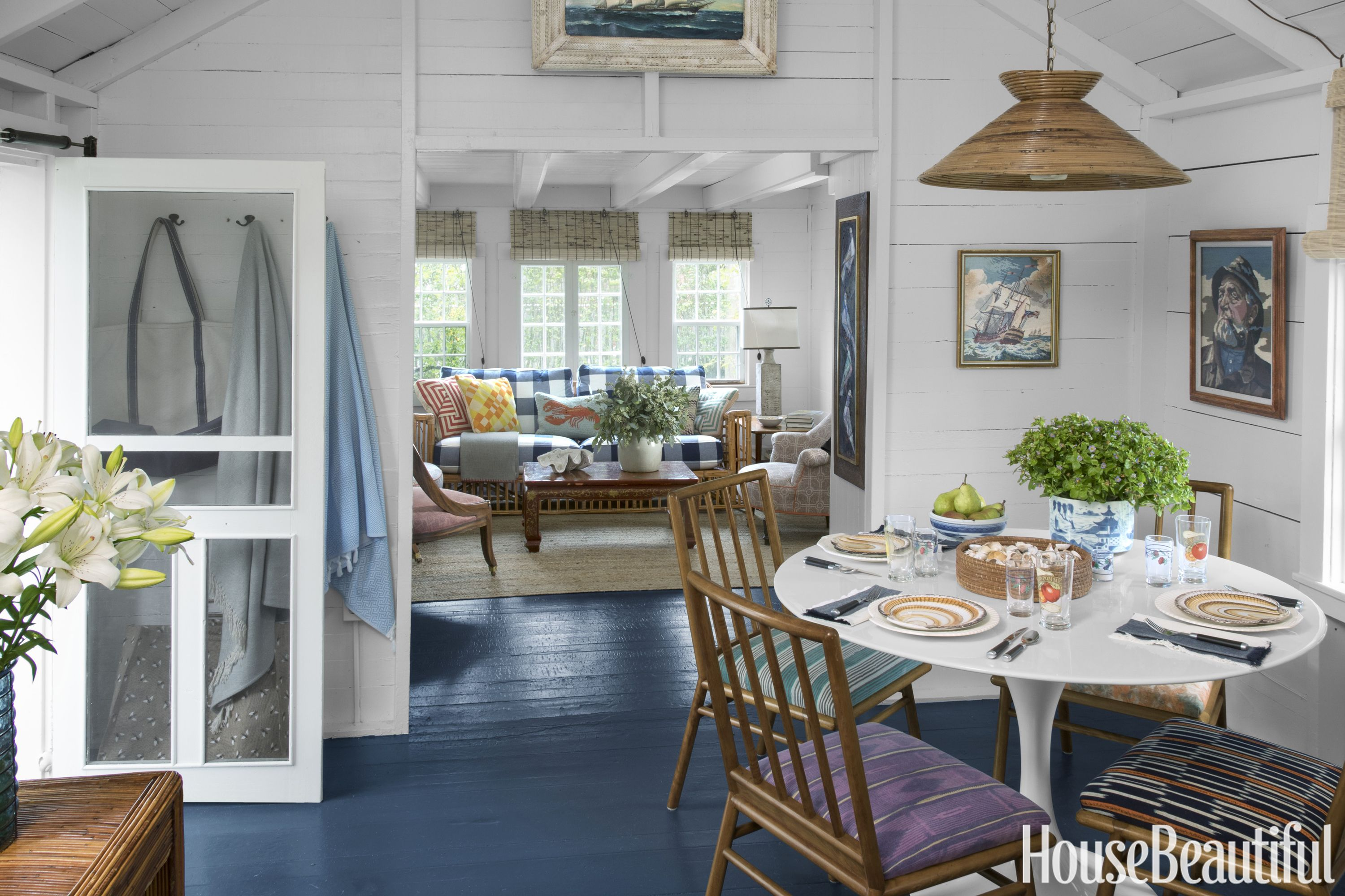 A Charming Nantucket Cottage Is the Perfect Coastal Retreat on