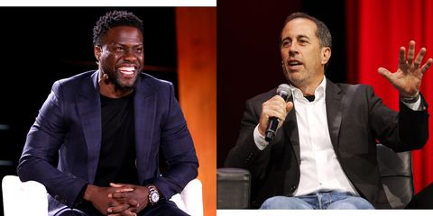 Jerry Seinfeld Defends Kevin Hart After the Oscars Host Controversy