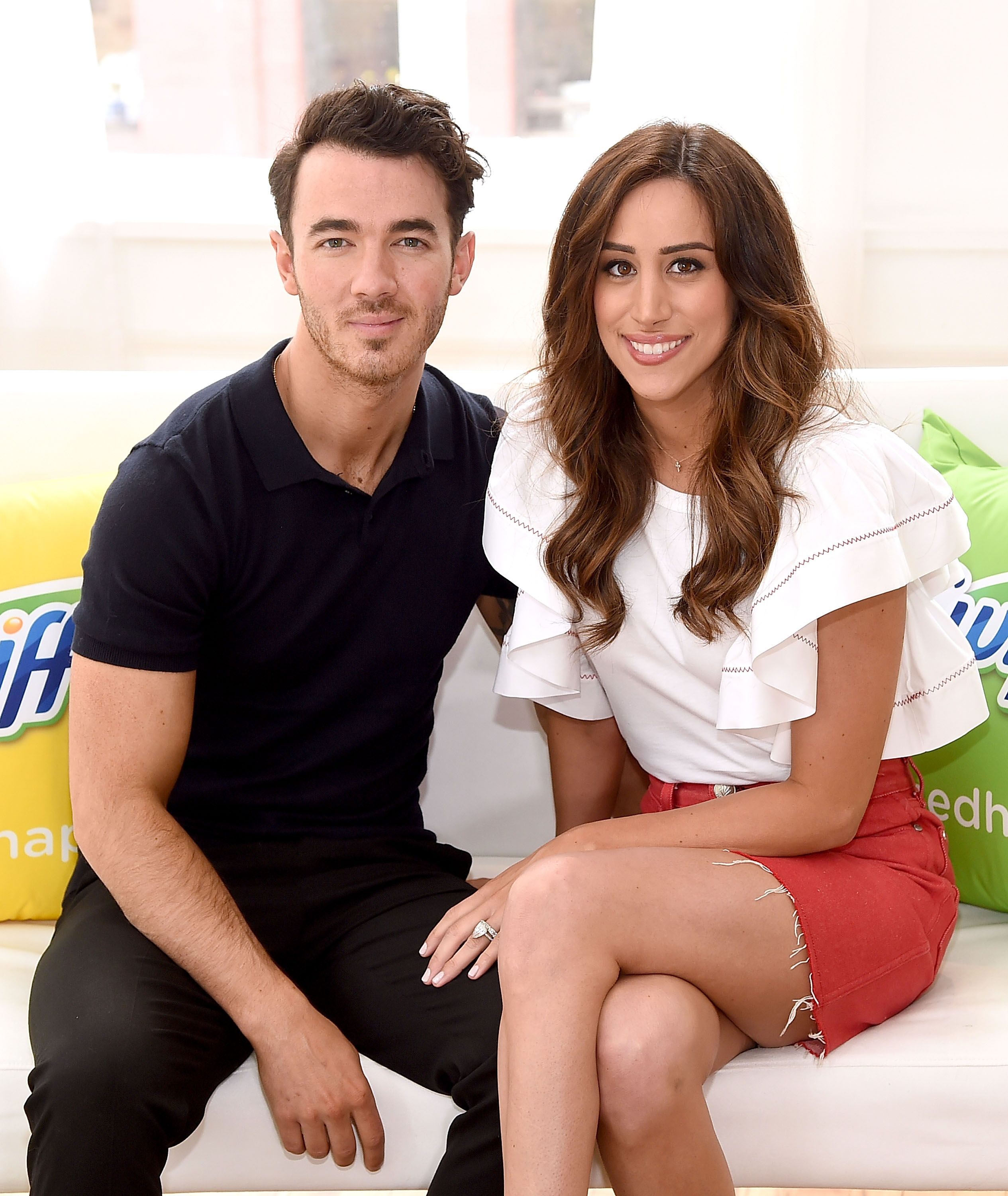 who is kevin jonas wife