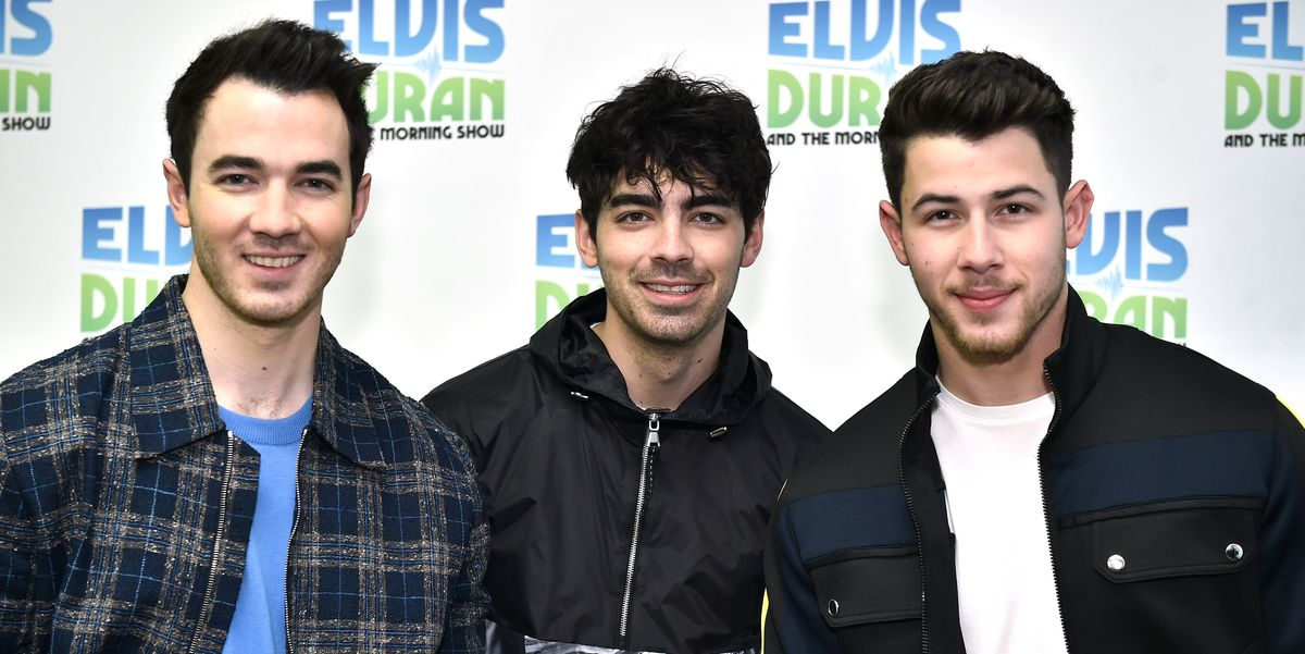 the jonas brothers have reunited and recorded 40 new songs. Black Bedroom Furniture Sets. Home Design Ideas