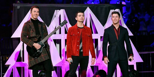 Image of article 'The Jonas Brothers' 'I Need You Christmas' Lyrics Are Made Just for COVID Times'