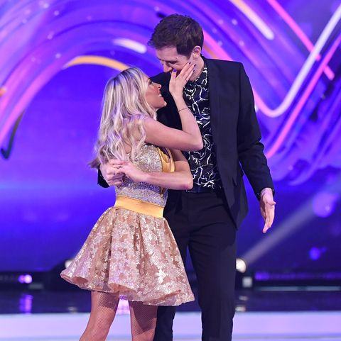 Dancing on Ice couple open up about finding love on the show