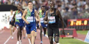 Kevin López y Adel Mechaal vuelan en los 1.500m de Lausana