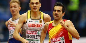 Kevin López gana los 800m de Goleniow