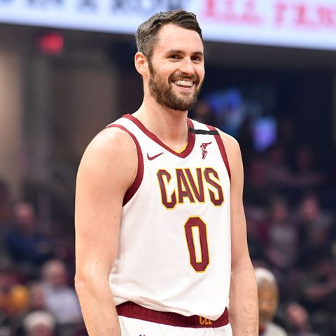 Kevin Love Donates $100,000 to Help Cavaliers Arena Amid COVID-19