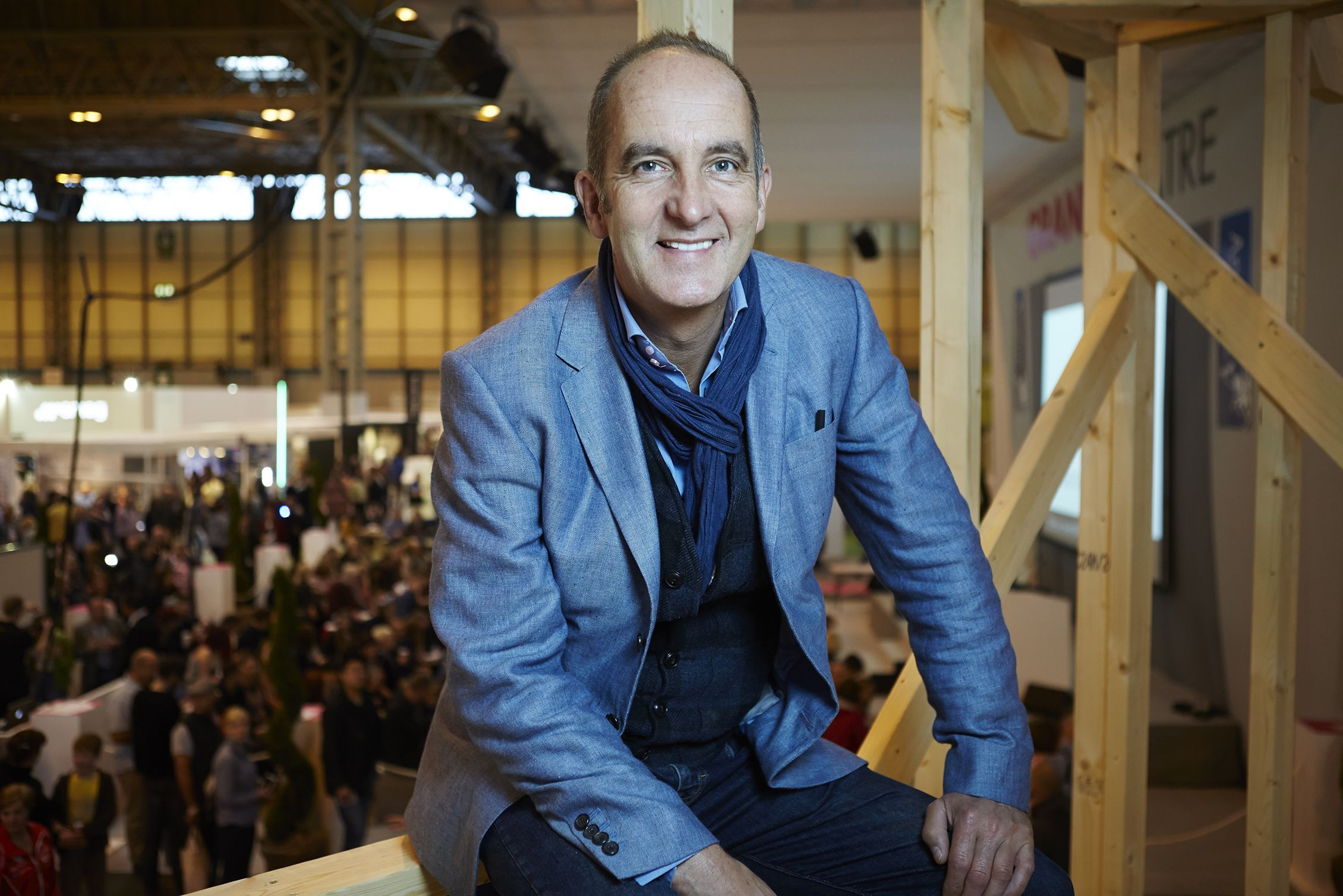 Grand Designs' Kevin McCloud reveals 3 key ways to make your home more sustainable