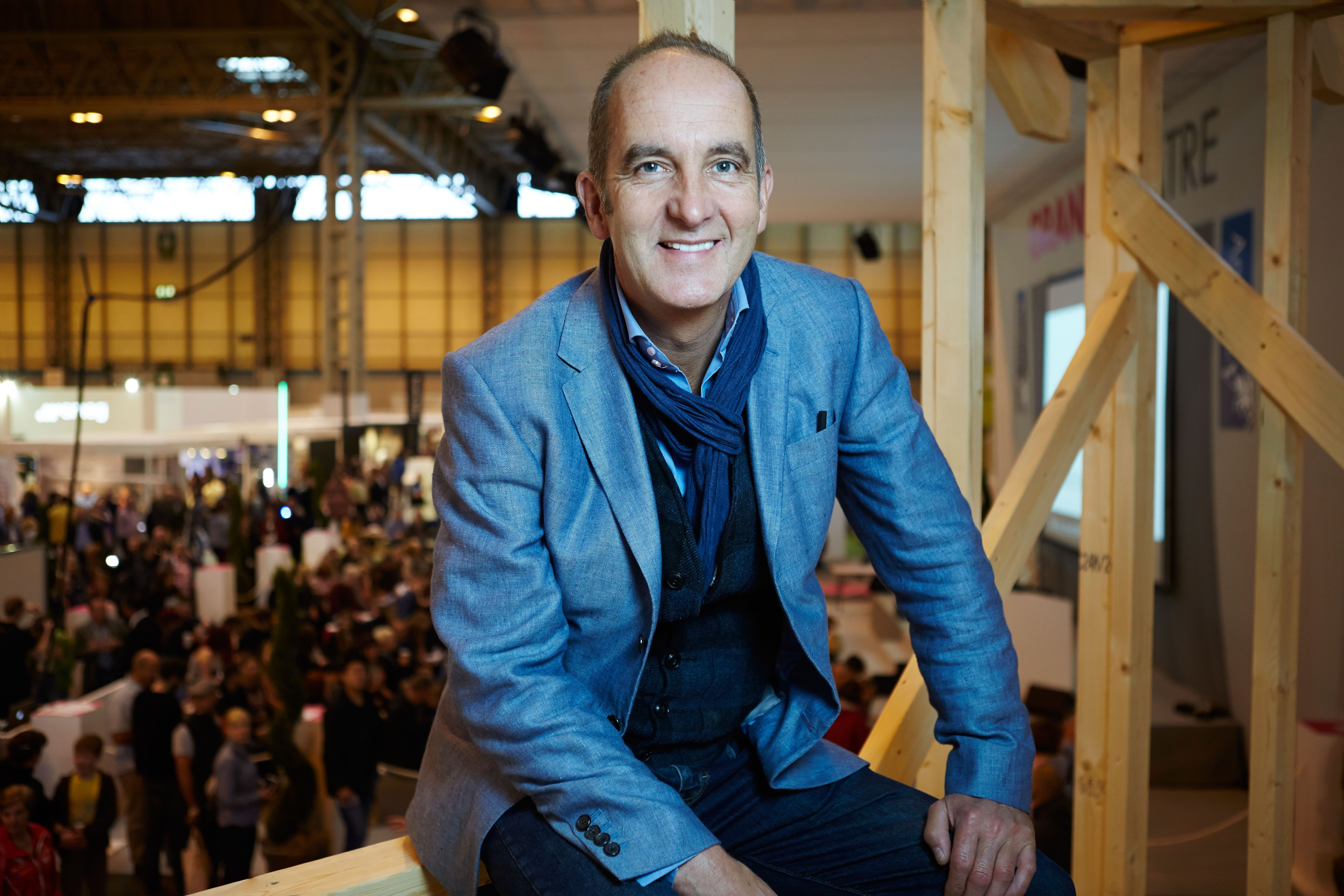Only two things matter when it comes to small space living, Kevin McCloud reveals