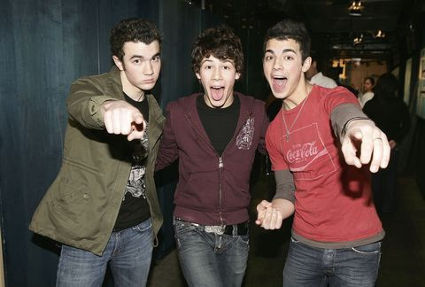 MTV TRL With The Jonas Brothers
