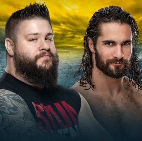WWE WrestleMania 36: Kevin Owens vs Seth Rollins