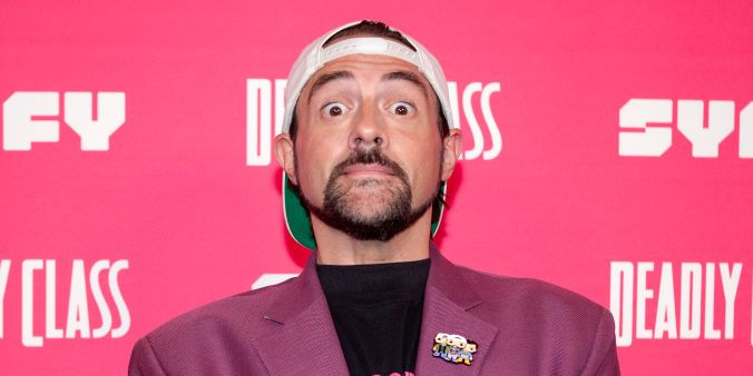 Kevin Smith Shares Selfie After Losing 25 Pounds