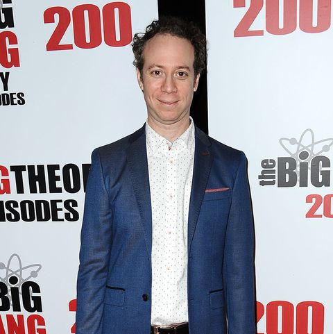 actor kevin sussman attends the big bang theory 200th episode celebration at vibiana on february 20, 2016 in los angeles, california