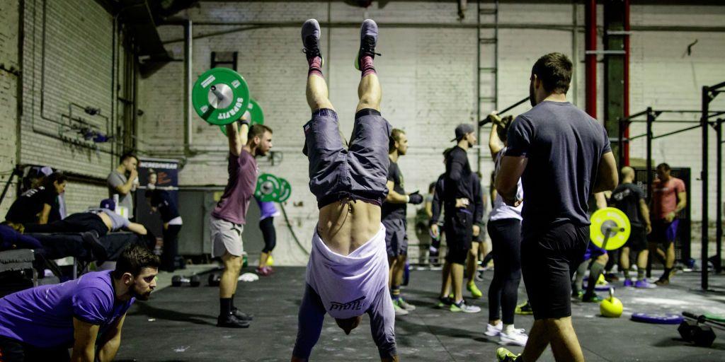German Crossfit Athlete Kevin Winkens