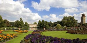 Kew Botanical Gardens, Richmond-On-Thames, Surrey