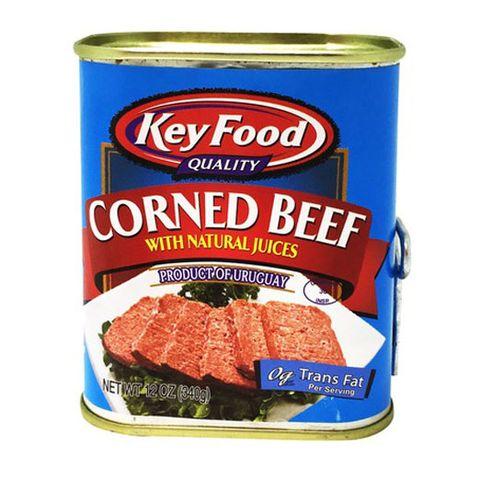 Food, Spam, Dish, Cuisine, Ingredient, Corned beef, Beef, Convenience food,